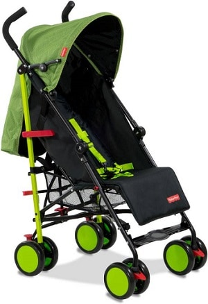 Fisher-Price Lil' Traveler Stroller Cum Pram
