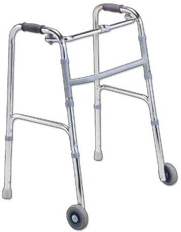 KosmoCare Premium Walker With Wheels