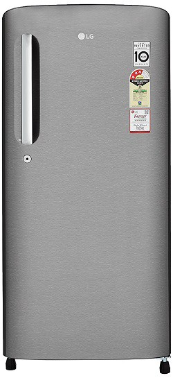 LG 190 L 3 Star Direct-Cool Single Door Refrigerator