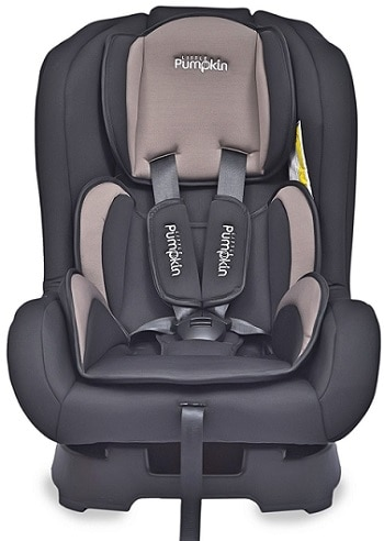 Little Pumpkin - Kiddie Kingdom - Convertible Car Seat