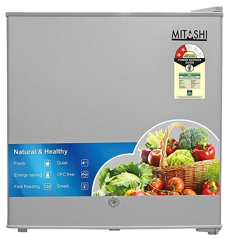 Mitashi 46 L 2 Star Direct-Cool Single-Door Refrigerator