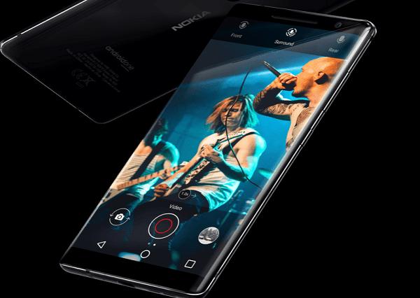 Nokia 8 Sirocco vs Nokia 8 Android