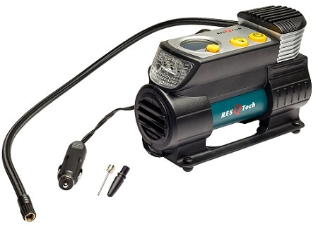 ResQTech Heavy Duty Digital Tyre Inflator