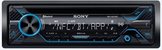 Sony MEX-N4200BT Car Stereo Single Din