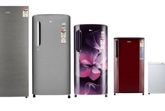 Top 10 Best Budget Single Door Refrigerators
