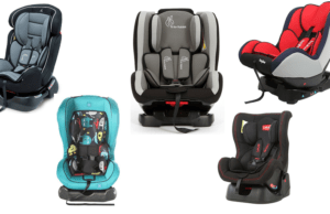 Top 10 Best Convertible Baby Car Seats