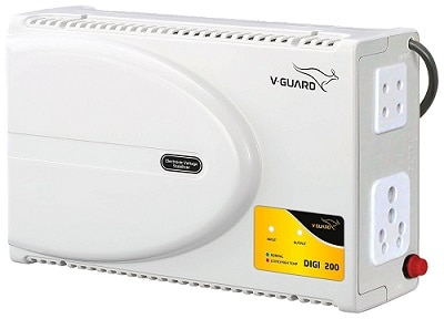 V-Guard DIGI 200 Voltage Stabilizer for Television