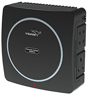V-Guard Mini Crystal Voltage Stabilizer for up to 32 inch TV