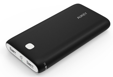 Aukey 20000mAh Portable Charger External Battery Power Bank
