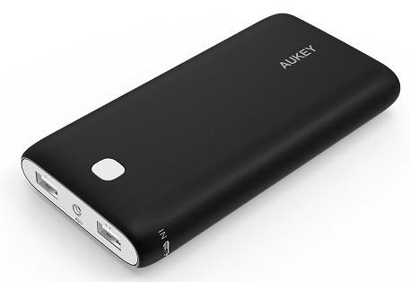 Aukey 20000mAh Portable Charger External Battery Power Bank