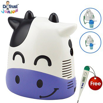 Dr Trust Junior Unisex Compressor Nebulizer