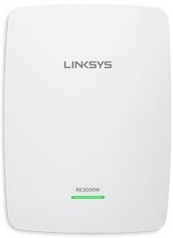 Linksys RE3000W N Wi-Fi Range Extender Router