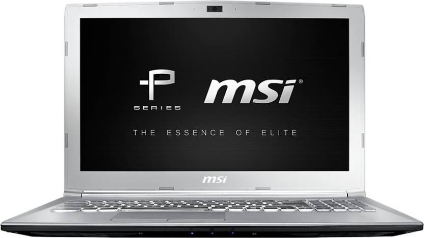 MSI P Series Core i7 7th Gen Gaming Laptop