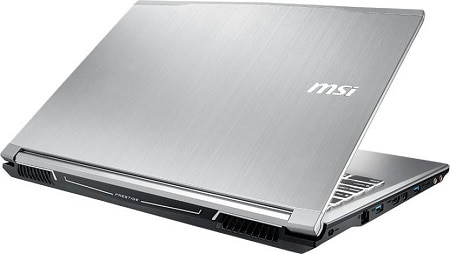 MSI P Series Gaming Laptop