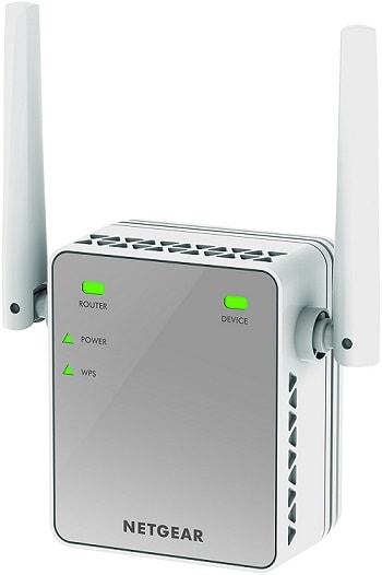 Netgear EX2700 N300 Wi-Fi Range Extender