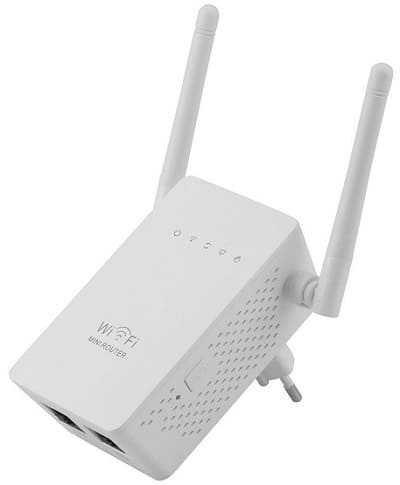 Okayji Mini Wifi Wireless n Network Range Extender