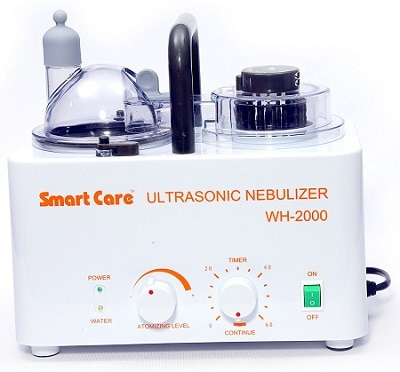 Smart Care Ultrasonic Nebulizer Wh2000