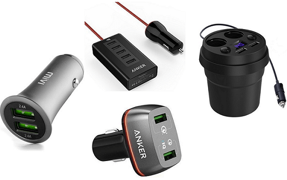 Top 10 Best USB Car Charger in India (2019) - Review | Shubz