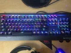 Zebronics Max Pro Gaming Kaeyboard