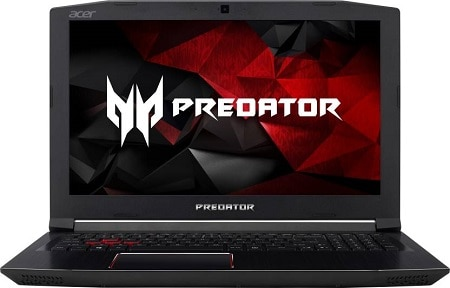 Acer Predator Helios 300 Core i7 7th Gen Gaming Laptop