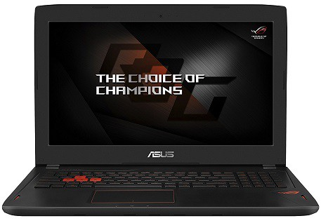 Asus GL502VM-FY230T 15.6-Inch Full HD Laptop