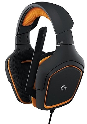 Logitech Prodigy G231 Gaming Headphones