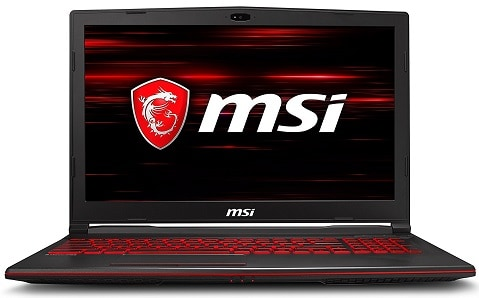 MSI Gaming MSI GL63 8RD-062IN Gaming Laptop