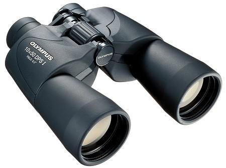 Olympus 118760 10x50 DPSI Wide-Angle Binocular