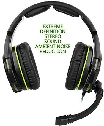 SADES SA938 Multi-Platform Gaming Headset