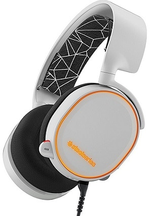 SteelSeries Arctis 5 RGB Illuminated Gaming Headset