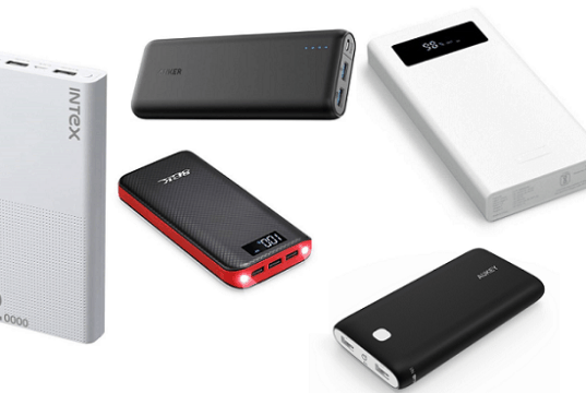 Top 10 Best 20000 mAh Powerbanks