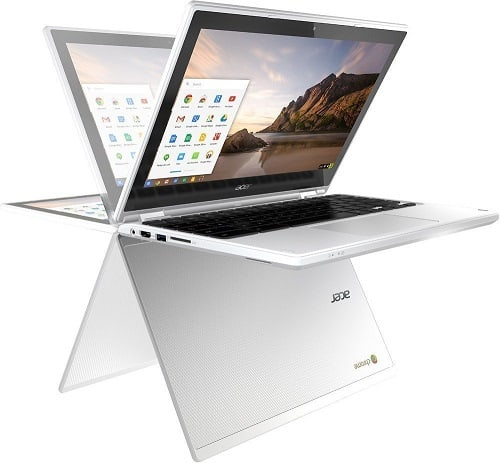 2018 Newest Acer R11 11.6 Convertible HD IPS Touchscreen Chromebook