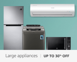 Appliance Sale