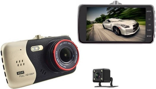 Novatek Car Camera DVR Dash Cam