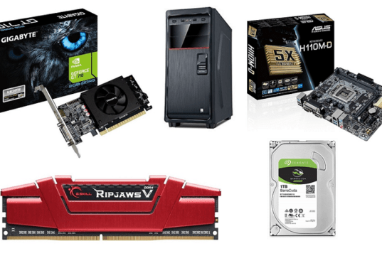 Best Budget PC built Under Rs 20,000 in India