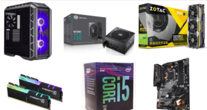 Best Gaming PC Build Under Rs. 2,00,000 in India