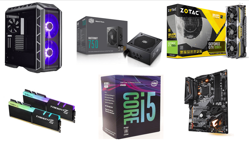 Best Gaming PC Build Under Rs  2,00,000 in India - Review