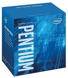 Intel G4560 7th Genenration Pentium Dual Core Processor