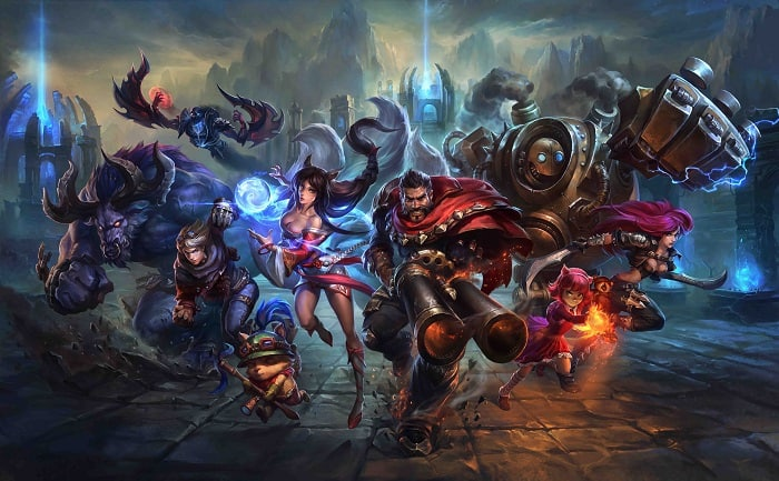 League of Legends India