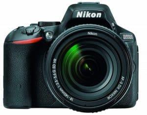 Nikon D5500 DX-Format Digital SLR