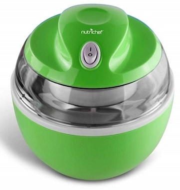 NutriChef ICE CREAM MAKER PKICCM20