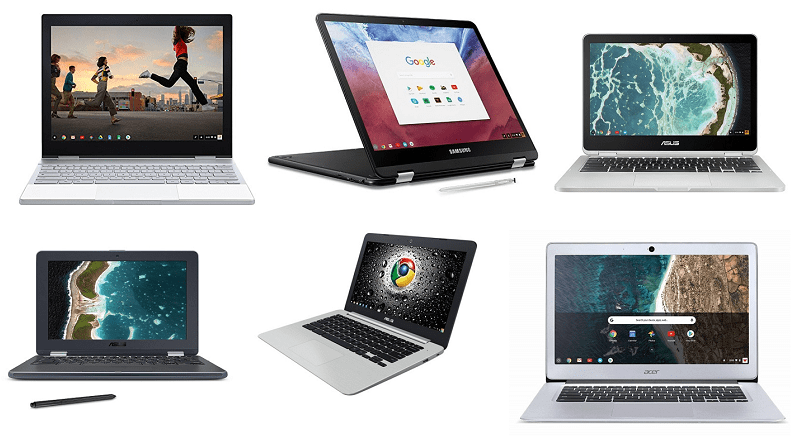 Top 10 Best Chromebook in India (2019) - Review & Buyer's Guide