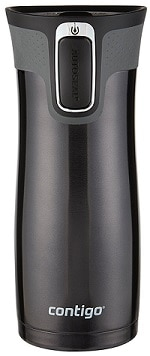 Contigo AUTOSEAL West Loop Vacuum Insulated Stainless Steel Travel Mug