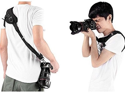 Focus F1 DSLR Camera Strap
