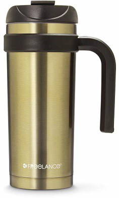 Freelance Vacuum Insulated Stainless Steel Flask