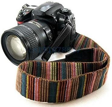 Generic Retro Style Camera Neck Strap for Nikon Models