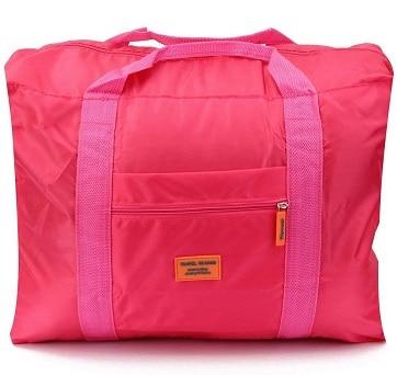 Okayji Fabric Easy Carry-on Travel Handbag