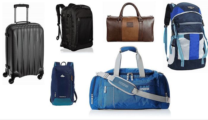Top 10 Luggage Bags For Travel in India