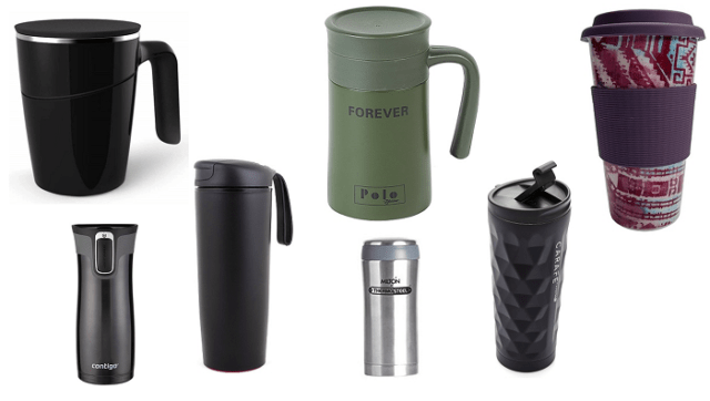 Top 10 Travel Mugs Under Rs. 1000 in India