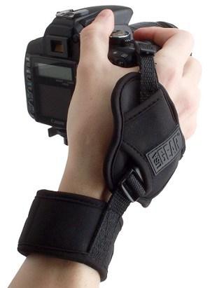 USA Gear DualGRIP Stabilizing Digital SLR Camera Hand Strap Grip